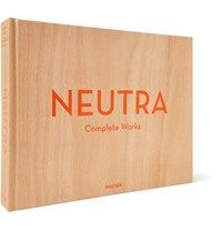Taschen Neutra Complete Works Hardcover Book Tan