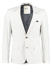Pier One Suit Jacket Offwhite Off White