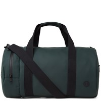 Fred Perry Matte Barrel Bag Green