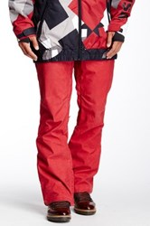 Dc Relay 15 Snow Pant Red