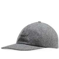 Sophnet. Wool 6 Panel Cap Grey