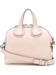 Givenchy 'Nightingale' Tote Pink And Purple