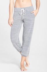 Women's Make Model 'Weekend' Jogger Pants Grey Castlerock