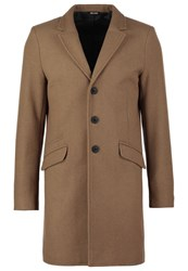 Only And Sons Onsjulian Short Coat Lead Gray Taupe