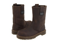 Dr. Martens Work 2295 Rigger Gaucho Volcano Work Pull On Boots Brown