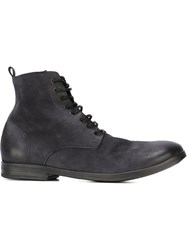 Marsa Ll Lace Up Ankle Boots Black