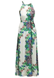 Anonyme Designers Maxi Dress Green