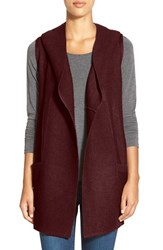 Women's Rd Style Hooded Sweater Vest Port Royale