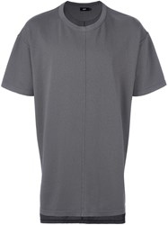 Blood Brother 'Pill' T Shirt Grey