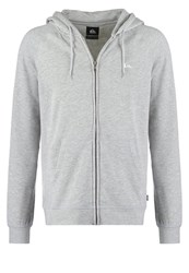 Quiksilver Everyday Tracksuit Top Light Grey Heather Mottled Light Grey