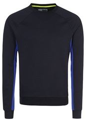 Your Turn Active Sweatshirt Dark Blue