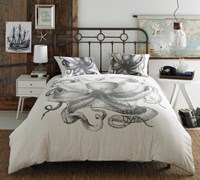 Thomas Paul Thomaspaul Pulpo Duvet Cover