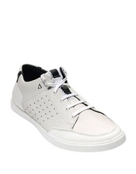 Cole Haan Owen Leather Sport Oxfords Optic White