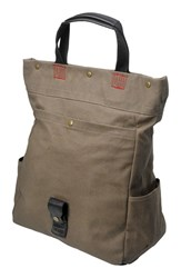 Men's Sons Of Trade 'Tactical' Tote Brown