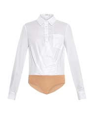 Altuzarra Candide Cotton Bodysuit