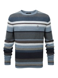 Henri Lloyd Norwell Regular Crew Neck Knit Navy
