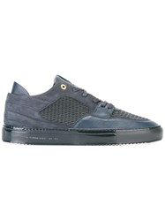 Android Homme Varnished Sole Sneakers Blue
