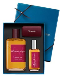 Atelier Cologne Ambre Nue Cologne Absolue 200 Ml With Personalized Travel Spray 30 Ml Orange