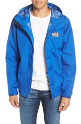 Helly Hansen Men's 'Seven J' Waterproof And Windproof Jacket Classic Blue