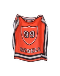 The Textile Rebels Tops Coral