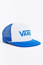 Vans Trucker Hat Blue