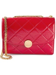 Marc Jacobs 'Quilted Trouble' Crossbody Bag Red