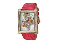 Betsey Johnson Bj00603 02 Dragon Pink Gold Watches