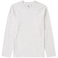 Reigning Champ Long Sleeve Jersey Tee White
