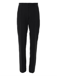 Christopher Kane Crepe Tailored Trousers