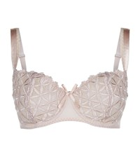 Aubade Bahia Couture Comfort Half Cup Bra Female Neutral