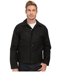 Filson Short Lined Cruiser Black Men's Coat