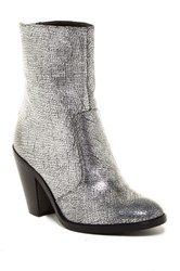 Diesel Mad In Chelsea Ankle Boot Gray