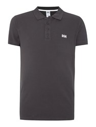 Helly Hansen Transat Polo Ebony