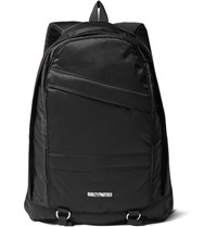 Wacko Maria Shell Backpack Black
