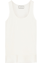 By Malene Birger Stretch Silk Crepe Tank