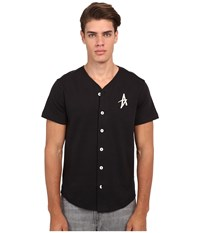 Altamont Grossmont Jersey Black Men's Clothing
