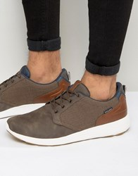 Jack And Jones Laval Trainers Brown