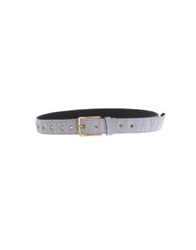 Adam Kimmel Belts Light Grey