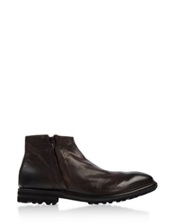 Mauro Grifoni Ankle Boots Dark Brown