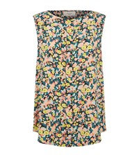 Max Mara Maxmara Weekend Potenza Ditsy Floral Tunic Female Multi