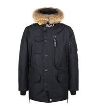 Parajumpers Kodiak Man Jacket Male Dark Grey