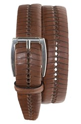 Men's Will Leather Goods 'Distilled Collection Garrick' Leather Belt