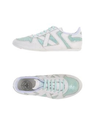 Munich Low Tops And Trainers Turquoise