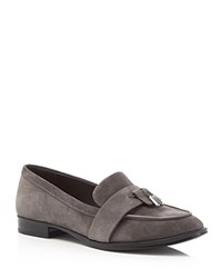 Via Spiga Amica Loafers Gray