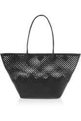 Sophie Anderson Brenna Laser Cut Textured Leather Tote