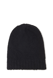 Forever 21 Fuzzy Ribbed Beanie
