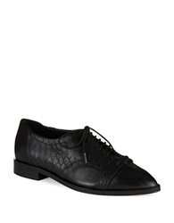 Luxury Rebel Dagan Oxfords Black