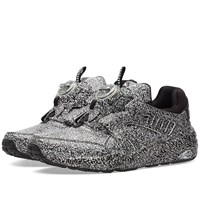 Puma X Trapstar Disc 'White Noise' Black