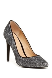 Joe's Jeans Jacey Glitter Pump Metallic