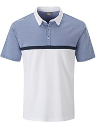 Ping Nile Polo White